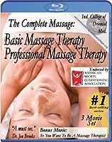 Complete Massage: Basic & Professional Massage [DVD]