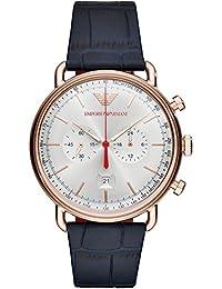 [エンポリオ アルマーニ]EMPORIO ARMANI 腕時計 AVIATOR AR11123 メンズ 【正規輸入品】
