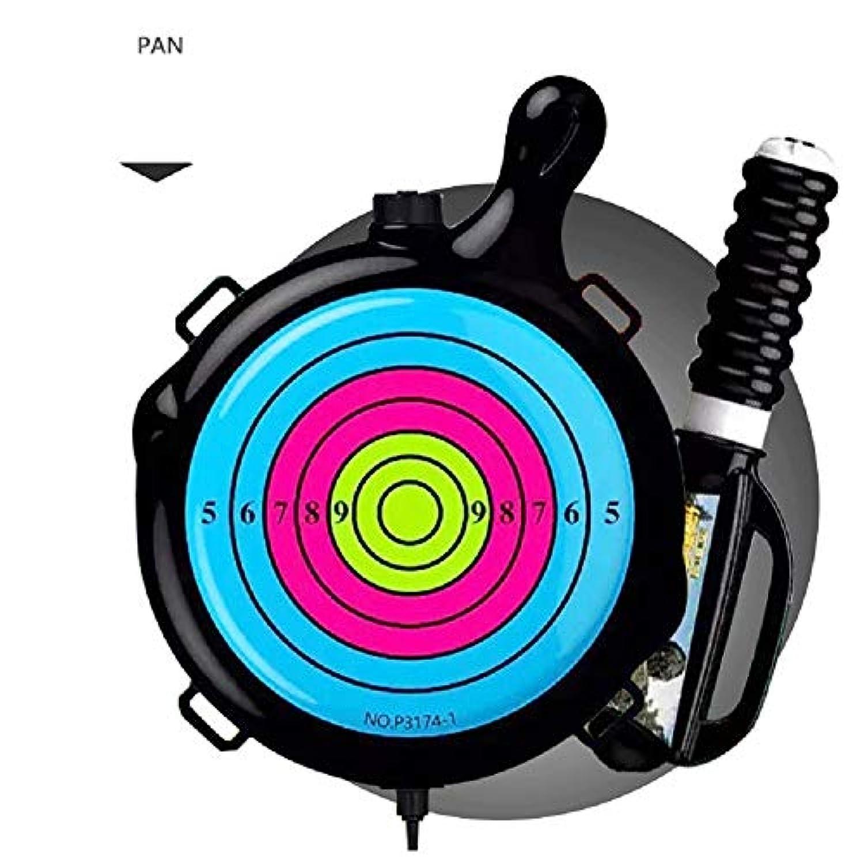 Waronail 子供の水鉄砲のバックパックのおもちゃ、大容量の屋外の屋外のビーチおもちゃ、子供の贈り物、ビーチの水の銃に適しています ( PATTERN : PAN , Size : M )