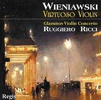 Wieniawski/Glazunov