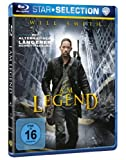 BD * I Am Legend [Blu-ray] [Import allemand]