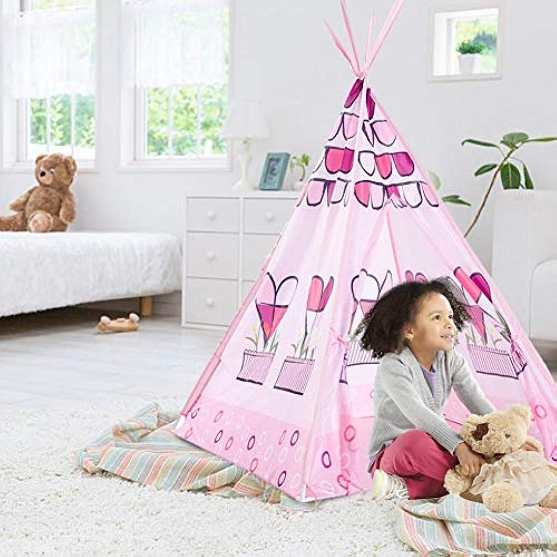 兵器庫ミニコウモリインド風、子供用テント、赤ちゃん、おもちゃ,欧米、蚊帳、ラブパターン、開けやすい