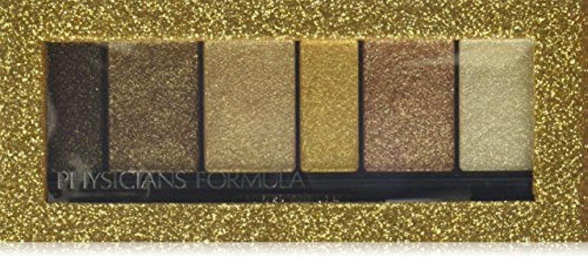 転倒重要な役割を果たす、中心的な手段となる試みフィジシャンズフォーミュラ シマーストリプス アイシャドウ&ライナー Gold Nude (3.4g)