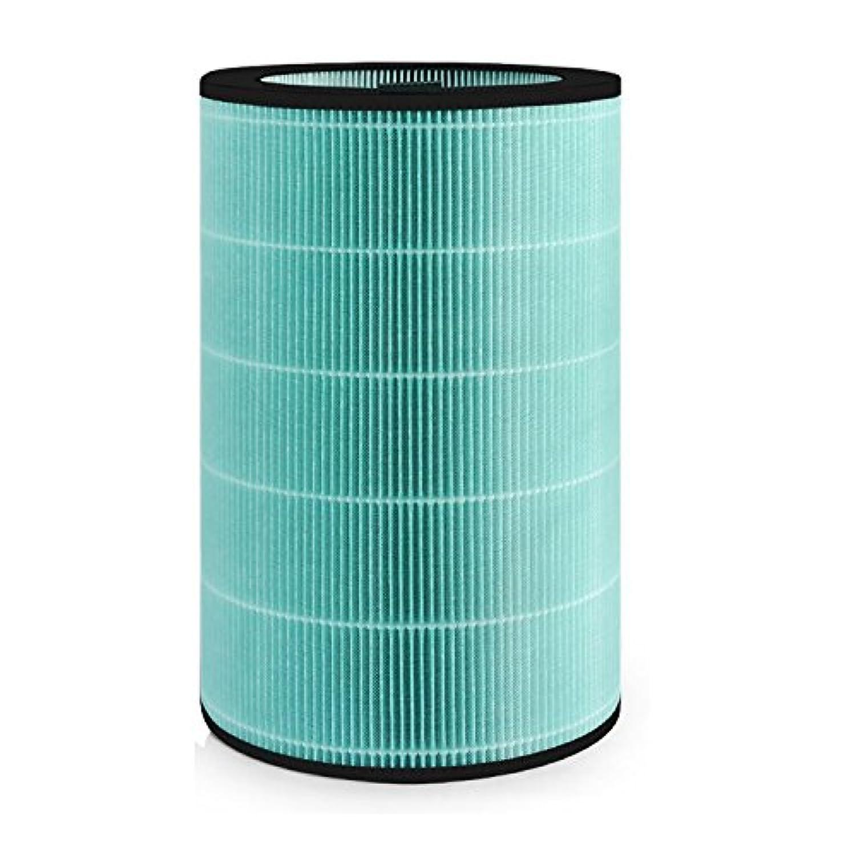 バルミューダ 空気清浄機と互換性交換用360°酵素フィルター 対応型番: EJT-S200 AirEngine JetClean 花粉症対策 脱臭 殺菌加湿 空気清浄機フィルター