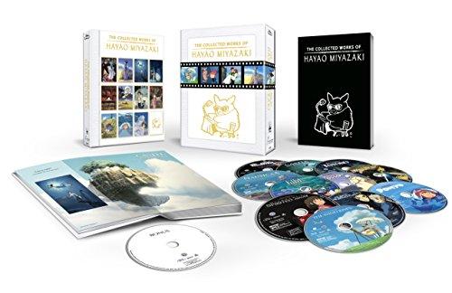 The Collected Works of Hayao Miyazaki [Blu-ray]