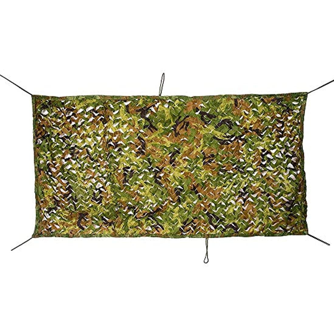 幸運なことにホイスト受信DGLIYJ ジャングルカモフラージュネットキャンプレザー装飾シェードオックスフォードクロスカモフラージュネット (サイズ さいず : 5x6m)
