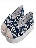(フルールドリス)Fluer de lis エスニック スリッポン ネイビー エスパドリーユ スニーカー 靴 シューズ 婦人靴 アパレル レディース ファッション 服 ft438-k1-4748n36
