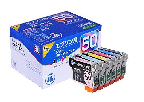 ジット JITインク IC6CL50対応 【改】 JIT-E506PZ 00009687 【まとめ買い3個セット】