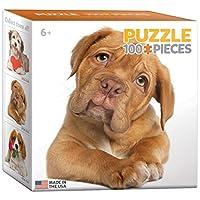Eurographics Puppy Mini Puzzle (100 Pieces)