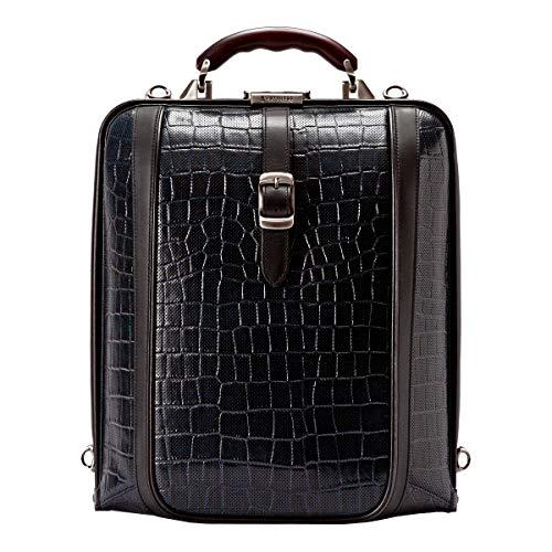 66f5fba08c08 [アートフィアー] ダレスバッグ ニューダレス エリート 豊岡鞄 合成皮革 メンズ DS4-EL ネイビー F4