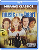 Music of the Heart [Blu-ray] [Import]