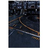 ジオラマシートPRO-S FREE 宇宙船A3