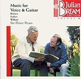 Julian Bream Edition, Volume 18: Music for Voice & Guitar - Britten, Seiber, Walton