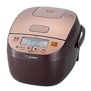 象印 炊飯器 3合 マイコン式 極め炊き カッパーブラウン NL-BB05AM-TM