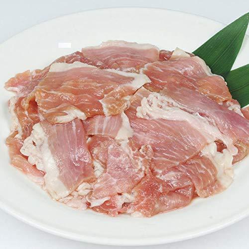 フレッシュサービス)伊勢美稲豚もも にんにく醤油(タレ漬) 500g