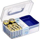 乾電池BOXセット常備・防災用(単一×2本、単二×2本、単三×12本、単四×2本)