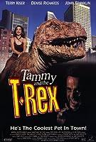 Tammy and the T - Rexムービーポスター11x 17デニス・リチャーズTheo Forsettポール・ウォーカーEllen Dubin
