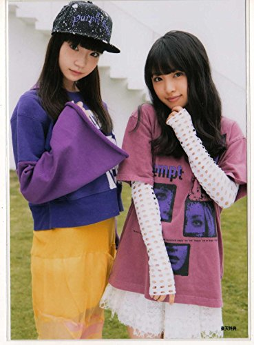 AKB48 11月のアンクレット 楽天ブックス店舗特典 生写真 荻野由佳 向井地美音