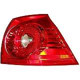 HELLA 010174021 Volkswagen Golf/Rabbit/R32/GTI MkV Passenger Side Replacement Tail Light Assembly [並行輸入品]