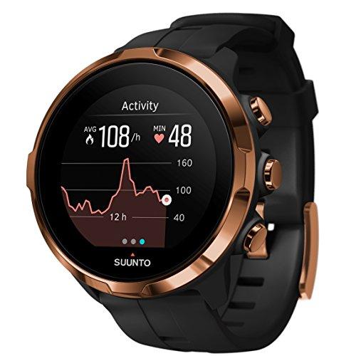 スント(SUUNTO) 腕時計 スパルタン スポーツ リストHR カッパー 10気圧防水 GPS 心拍/速度/距離/GPS高度計測 [日本正規品 メーカー保証2年] SS023310000