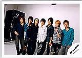 関ジャニ∞ ・・公式写真 (集合)☆  ジャニーズ公式 生写真【スリーブ付  b67