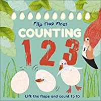 Flip, Flap, Find! Counting 1, 2, 3: Lift the Flaps and Count to 10