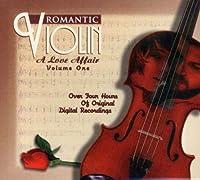 Romantic Violin: Love Affair