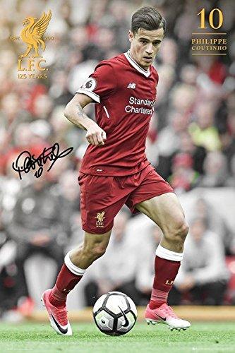 FC Liverpool–サッカーポスター/印刷(フィリ...