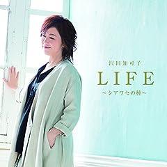 沢田知可子「ありがとう さよなら」のジャケット画像