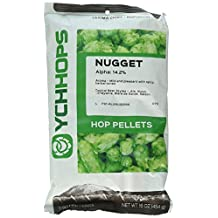 Home Brew Ohio Us Nugget 1 Lb. Hop Pellets for Home Brewing beer Making