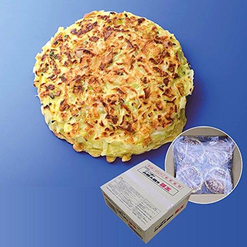【冷凍】 テーブルマーク 業務用 ごっつ 厚い お好み焼き 豚玉 260g × 24枚 お好み焼
