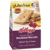 Kellogg's Breakfast Biscuit Apricot, Fig & Raisin Gluten Free, 200 Grams