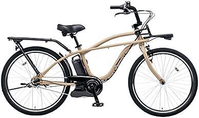 Panasonic(パナソニック) 2018年モデル BP02 26インチ カラー:デザートイエロー BE-ELZC63A-Y 電動アシスト自転車 専用充電器付