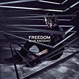 FREEDOM♪BLUE ENCOUNTのCDジャケット