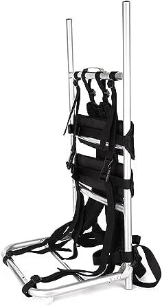 背負子 折りたたみ 軽量 キャリーカート アルミ フレームパック 耐重力抜群 着脱簡単 釣り用 登山 運動会 荷物運び ショッピング キャンプ