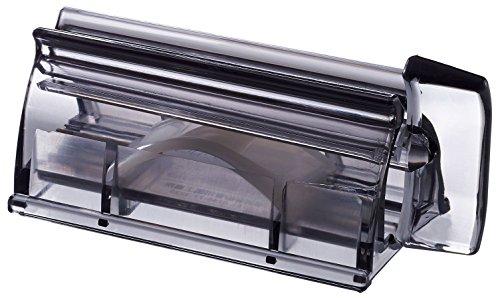 チューブ 絞り チューブローラー グレー 幅9.7x奥4x高4.5cm TR-01L