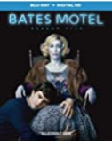 Bates Motel: Season Five [Blu-ray] [Import]