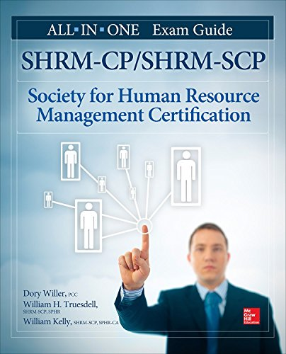 SHRM-CP/SHRM-SCP Certification All-in-One Exam Guide (All in One)