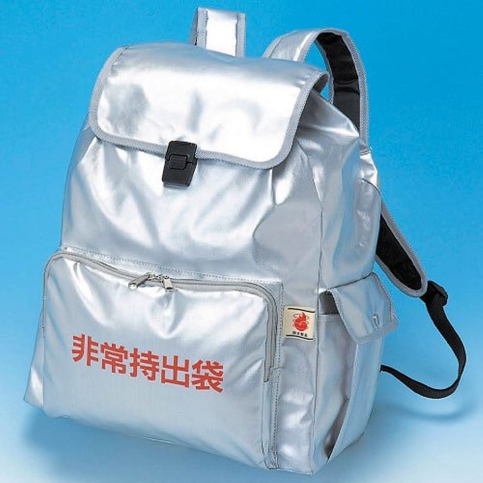 兵士スピン計画非常持出袋ビッグナップ 8041 ??????????????????(10-5055-01)【東京都葛飾福祉工場】[1個単位]