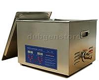 超音波洗浄器 業務用大型15リットル ヒーター タイマー付 並行輸入品