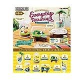 ピーナッツ SNOOPY & WOODSTOCK Everyday Terrarium BOX商品 1BOX=6個入り、全6種類