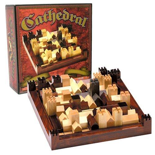 カテドラル 大聖堂 ボードゲーム 木製卓上ゲーム [並行輸入品]