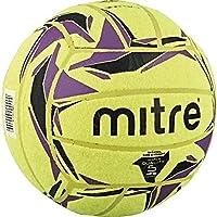 Mitre Cyclone 18-panel構成ゴム膀胱インドアサッカーボールサイズ5