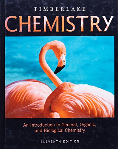 Download Chemistry: An Introduction to General, Organic, and Biological Chemistry 0321693450