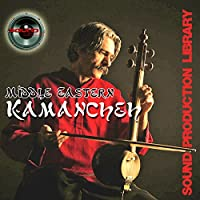 Middle Eastern KAMANCHEH - Original WAVE/NKI Multi-Layer Samples Library on DVD or for download