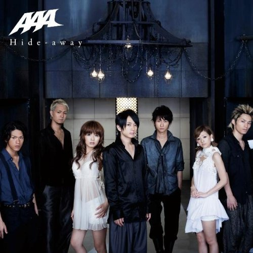[画像:HIDE-AWAY(CD only)(JACKET C) by AAA (2009-10-21)]