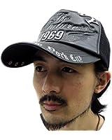 (マルカワジーンズパワージーンズバリュー) Marukawa JEANS POWER JEANS VALUE キャップ メンズ ストリート ベースボール 刺繍 ベースボールキャップ 4color
