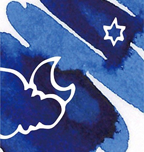 セーラー万年筆 万年筆顔料ボトルインク ストーリア 20ml ブルー 13-1006-240