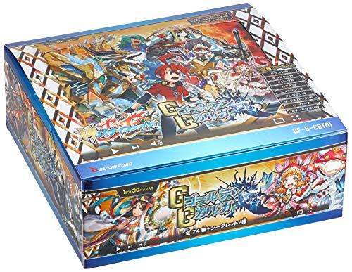 神バディファイト クライマックスブースター 第1弾 友牙&ガルガパック(仮) 【BF-S-CBT01】 BOX