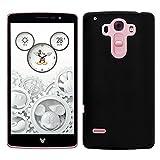 「Breeze-正規品」iPhone ・ スマホケース ポリカーボネイト[BLACK] ディズニーモバイル カバー Disney Mobile on docomo[DM-01G]